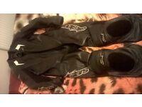 alpinestars one-piece leathers eur54