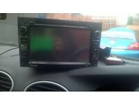 eonon car stereo & built in gps for sale £50