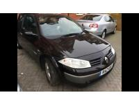 2006 Renault Megane 1.5dci 99k - long mot bargain