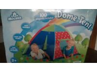 Playball Tent As New