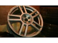 "Seat Leon cupra r wheels 18"" alloys"
