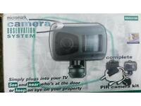 BNIB sealed Micromark Home CCTV system, model number MM23168.