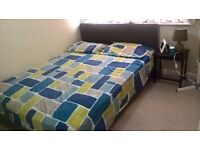 King size mattress (excellent condition)