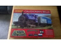 Hornby train set, Caledonian Model *boxed, almost new*