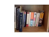 10 Travellers guides & Travel Books, Walkers Guides, Ramblers Paths & Road maps