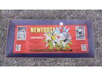 Newfooty table soccer pre subbuteo set