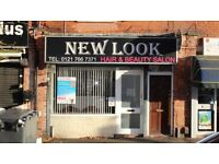 SHOP TO LET IN THE AREA OF SPARKHILL ON SHOWELL GREEN LANE - LOW RENT