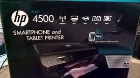 hp 4500 smartphone and tablet printer