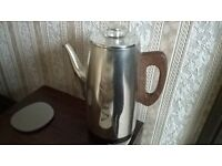 A genuine 1950's cafetiere