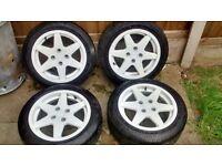 """ATS 15"""" alloy wheels"""