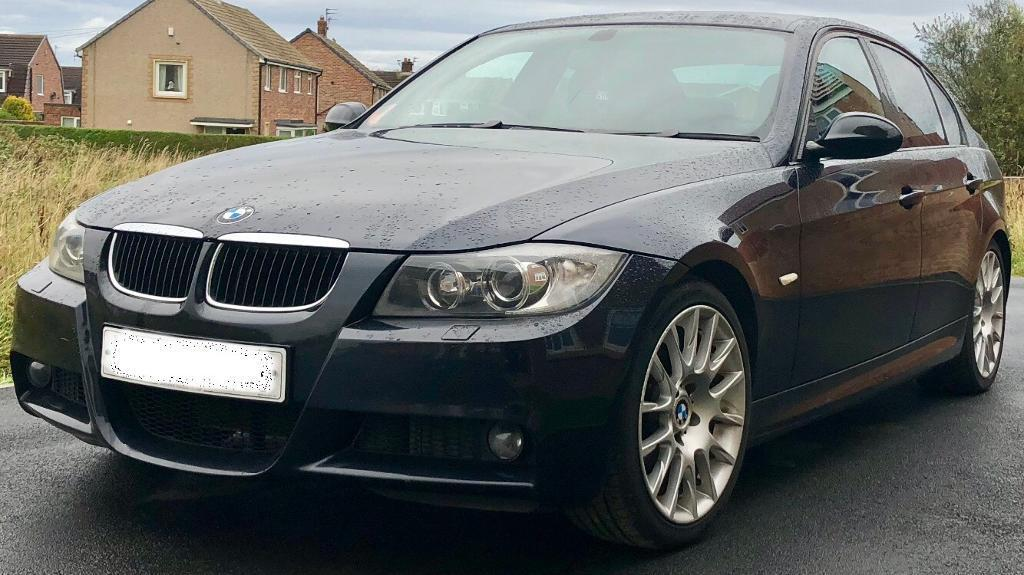 bmw 320si e90 limited edition in blyth northumberland. Black Bedroom Furniture Sets. Home Design Ideas