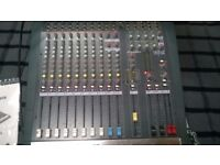 Allen and Heath PA12CP Powered Mixer