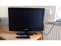 Samsung tv 22inch £65 ono