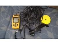 Spinners, Weights, Hooks, Fish Finder