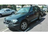 2005 BMW X3 2.0 d 5 door SUV