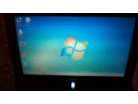 "Toshiba nb300 netbook 10.1"" windows 7"