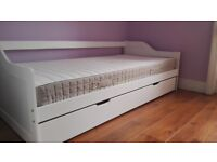 Single Bed with guest underbed