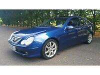 Mercedes C220 CDi Automatic years mot