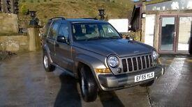 Chrysler jeep Cherokee 2776cc diesel 12 month M.O.T £1995