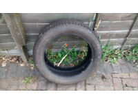 1x Part-worn 215/50 R17 Tyre
