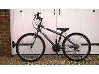 """Boys Apollo Outrider bike 24"""" wheel"""