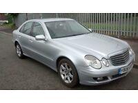 2008 Mercedes E220 CDI Automatic Diesel Executive 12 months MOT