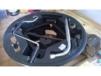 set of wheel tools