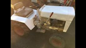 1969 Bolens Husky 1053 Garden Tractor & Trailers