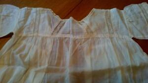 Antique cotton and lace christening gowns West Island Greater Montréal image 1