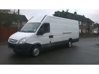2009 IVECO DAILY 35S12 LWB **11 MONTHS MOT**NO VAT**CHEAPEST 2009 IN THE COUNTRY**TRANSIT SPRINTER**