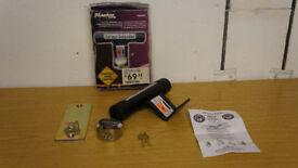 Garage Defender 1490DAT Shed Security Master Padlock Lock Up and Over