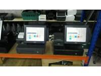 Epos till system TOSHIBA ST A12, cash till for shop or restaurant cashdrwer printer epos terminal