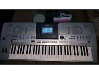 YAMAHA PSR-S900 61-Key A full-size Yamaha keyboard and arranger workstation -USB