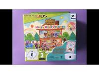 Animal crossing Happy home designer + Nfc reader bundle