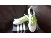 Adidas astro football boots size 9