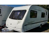 Sterling (Swift) Cruach Culmor - 6 Berth Touring Caravan