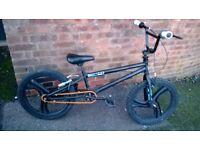 "zinc bmx bike 20"" mag wheels"