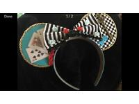 Alice in wonderland Disney ears