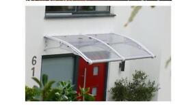 Cantilever Canopy/Door Cover 1000x1000mm