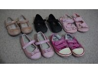Girls Shoes Size 7 Next, Clarks