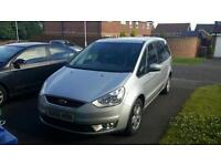 Ford galaxy tdci 2.0 diesel zetec 5 door