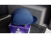 Charles owen pro II 2 horse riding hat navy blue size 3/59 as new.