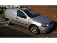 Vauxhall Astra Van 1.7 CDTi 16v**New MOT**