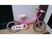 "raleigh snow queen bike 16"" wheels"