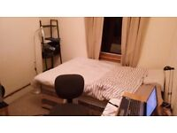 Double bedroom in shared flat 5 minutes do Aberdeen University