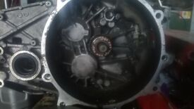 Mitsubishi Lancer 2010 2.0L DI-D DIESEL 6 SPEED GEARBOX Chassis Type CX8A