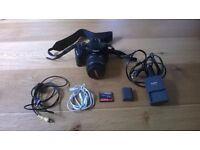 Canon EOS 400D Digital SLR Camera with 18-55 canon lens