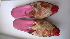 Turkish shoes size 4-6 brand new