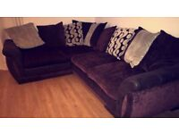Corner sofa for sale *only 6 months old*
