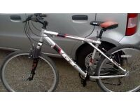 LADIES OR GENTS ADULT UNISEX MOUNTAIN BIKES 2 OFF see all pic